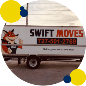 Swift Moves large truck